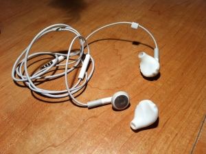 Pop yurbuds over your earbuds
